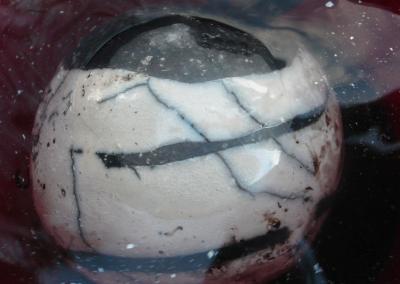 Sphère - RAKU